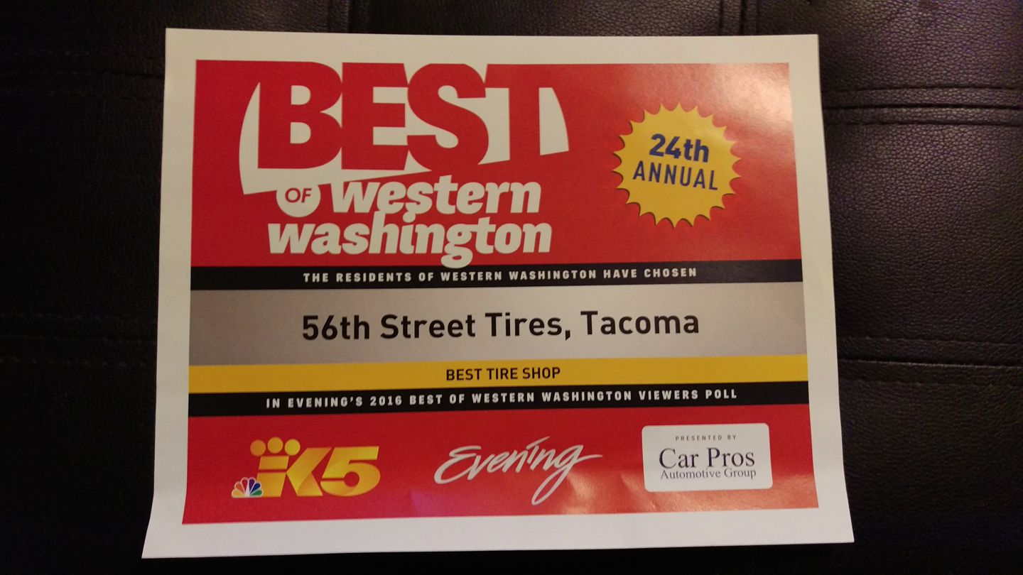 Tire Places Open Today >> New And Used Tires Shop In Tacoma Wa Home Of The 18 Tire