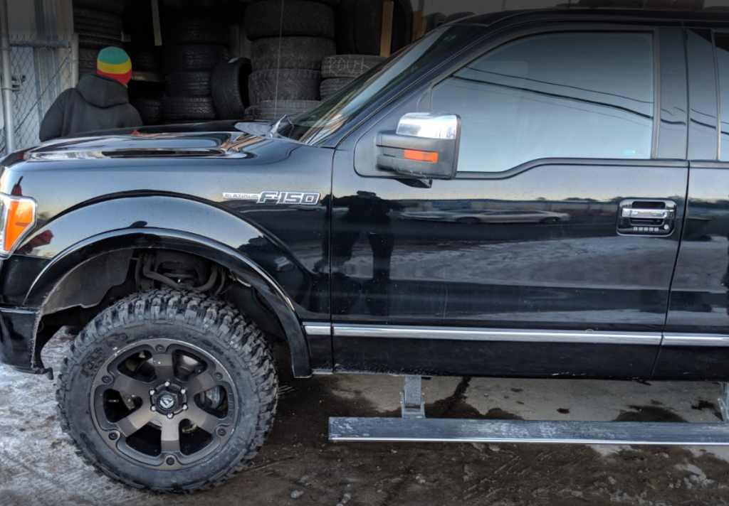 Repair your truck tires and wheels